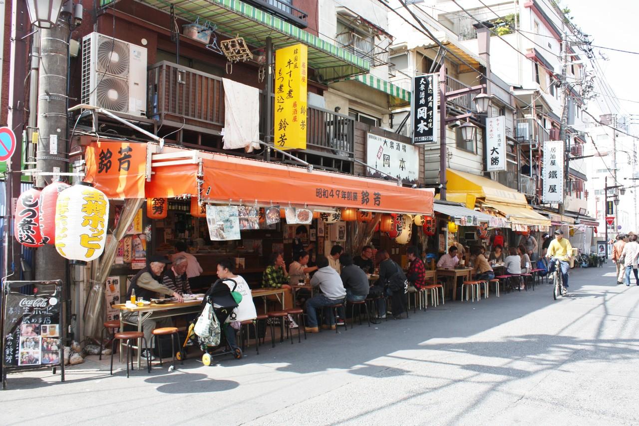浅草ホッピー通りに見る飲食店経営のコツ