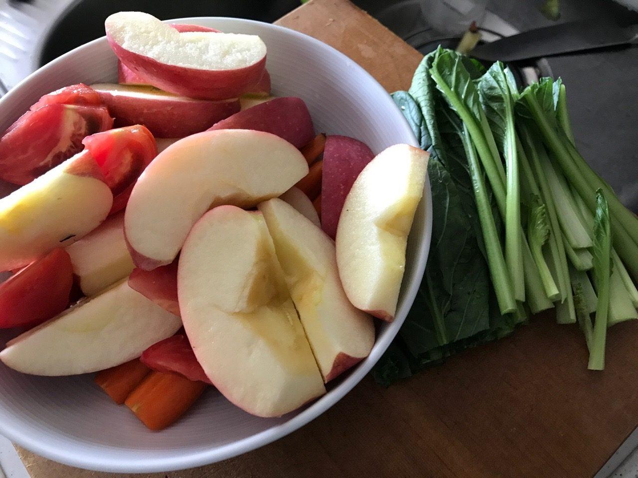 おいしい野菜ジュース生活